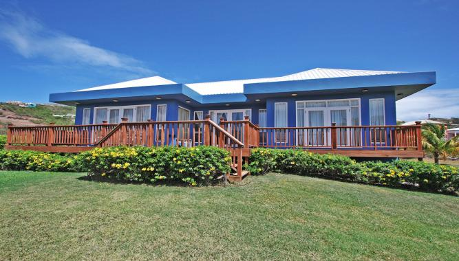 Frigate Bay Villa 1