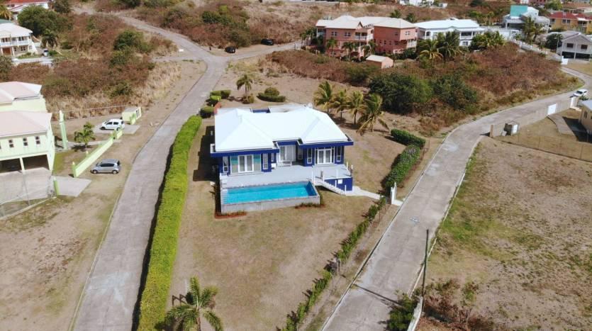 Frigate Bay Villa