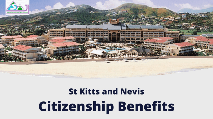 St Kitts and Nevis citizenship benefits